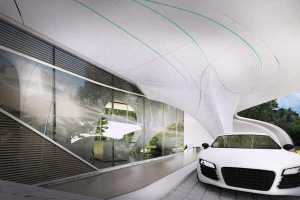 3D печать здания