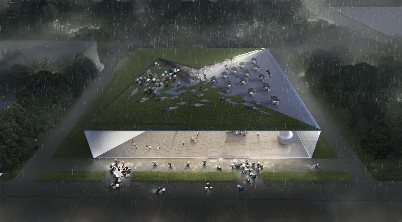 Павильон Атомной Энергии на ВДНХ