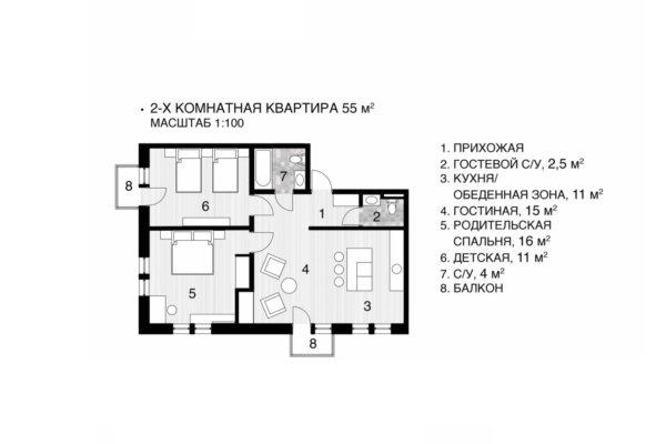 Жилой комплекс «Новые Черёмушки»