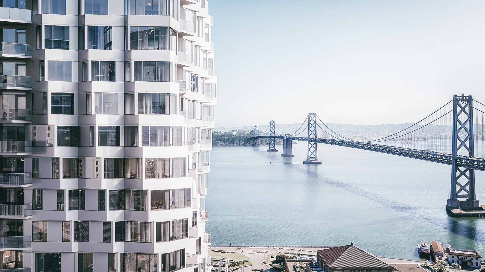Mira tower от Studio Gang в Сан-Франциско, США