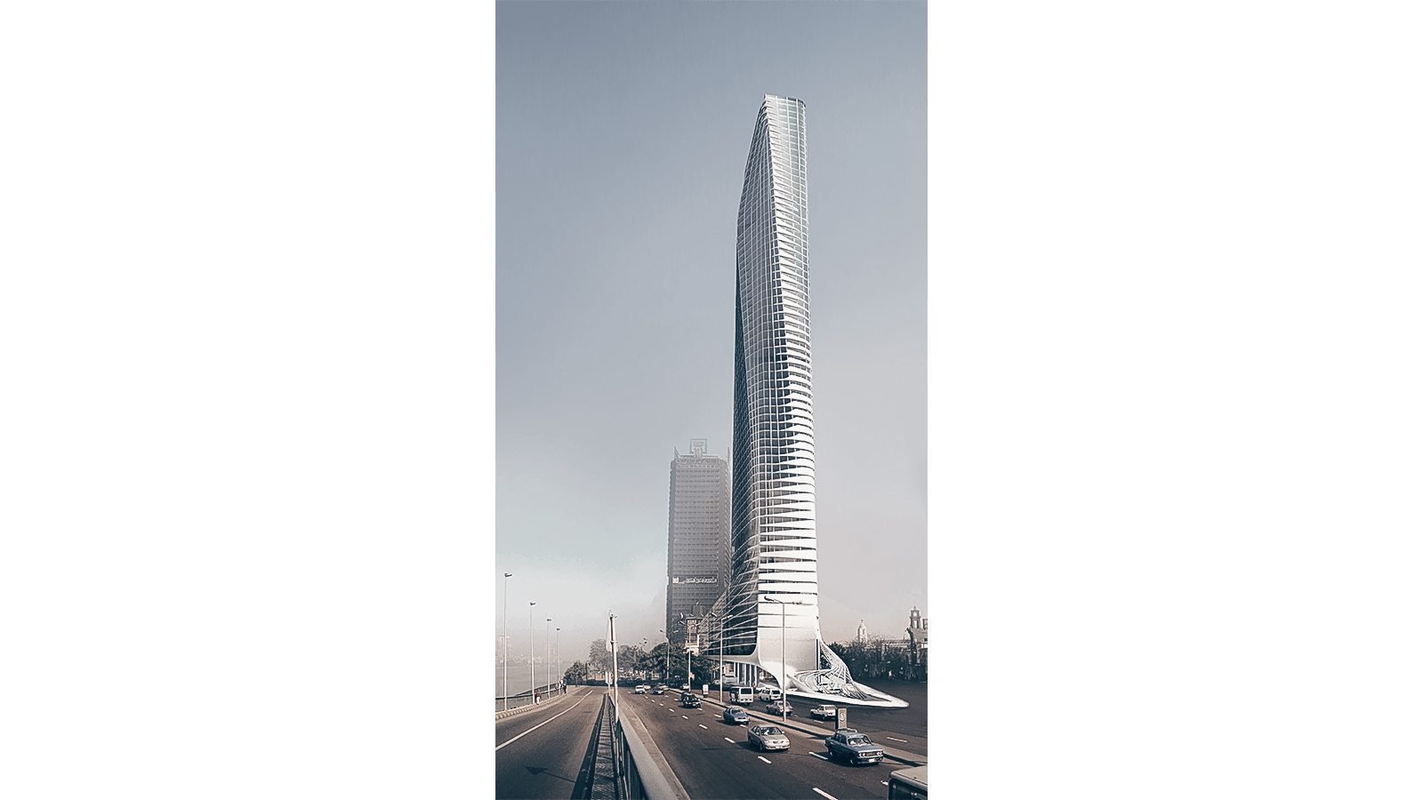 Nile Tower