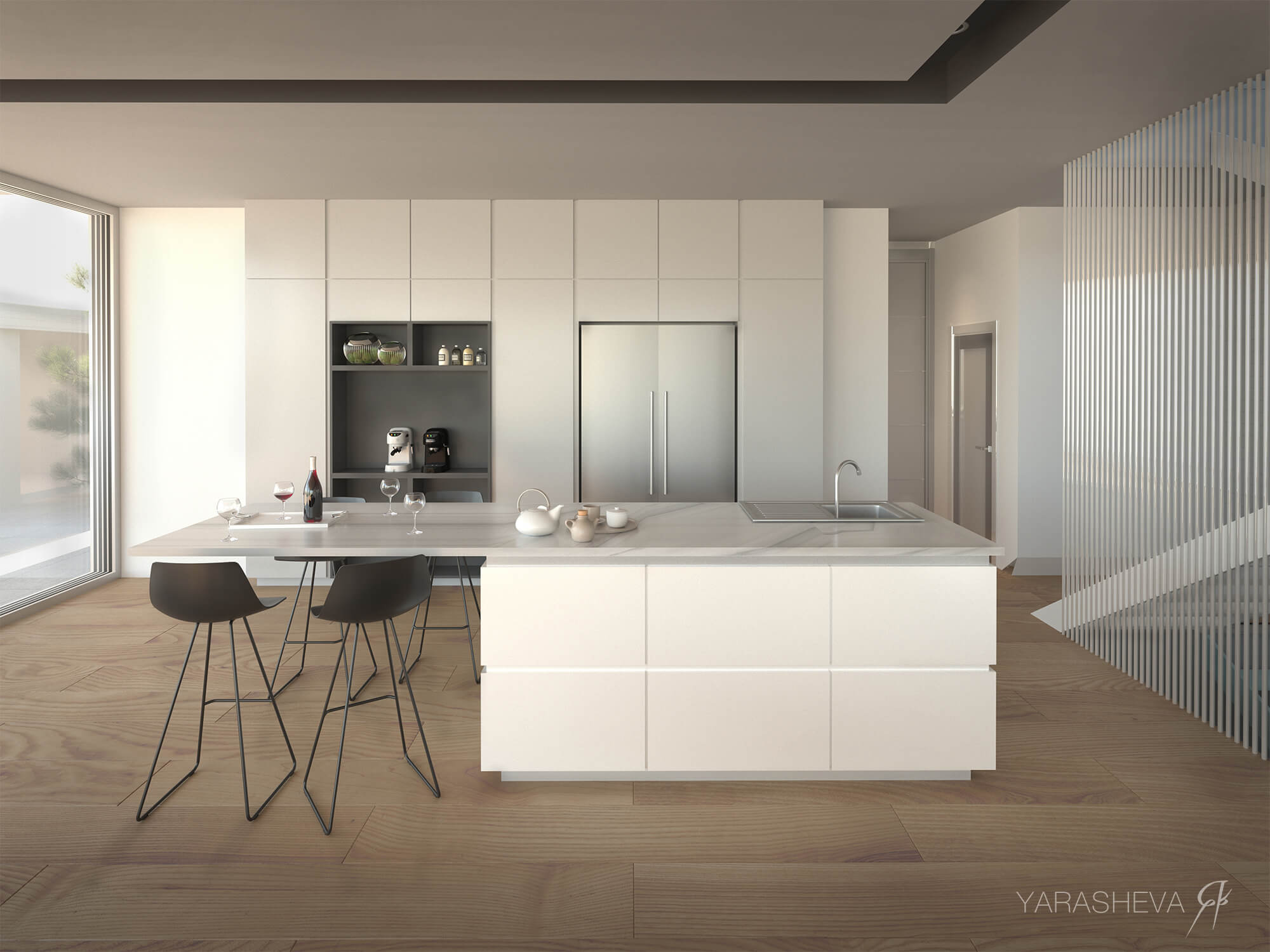 дизайн двухкомнатной квартиры